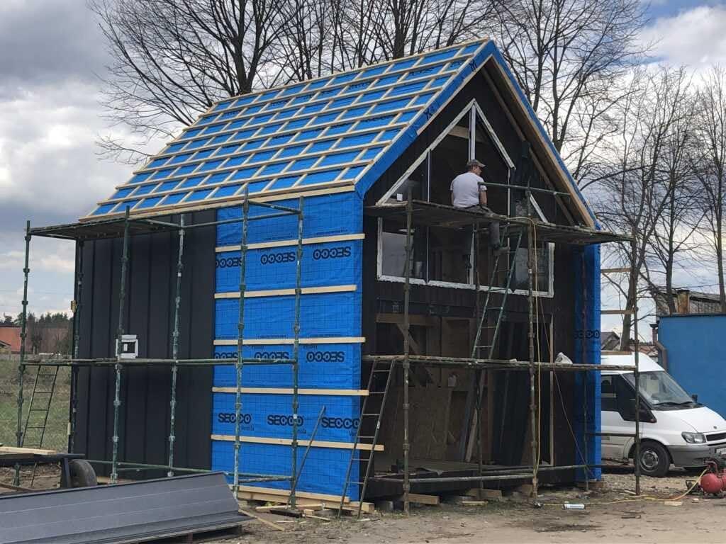 budowa domku bez pozwolenia na budowę