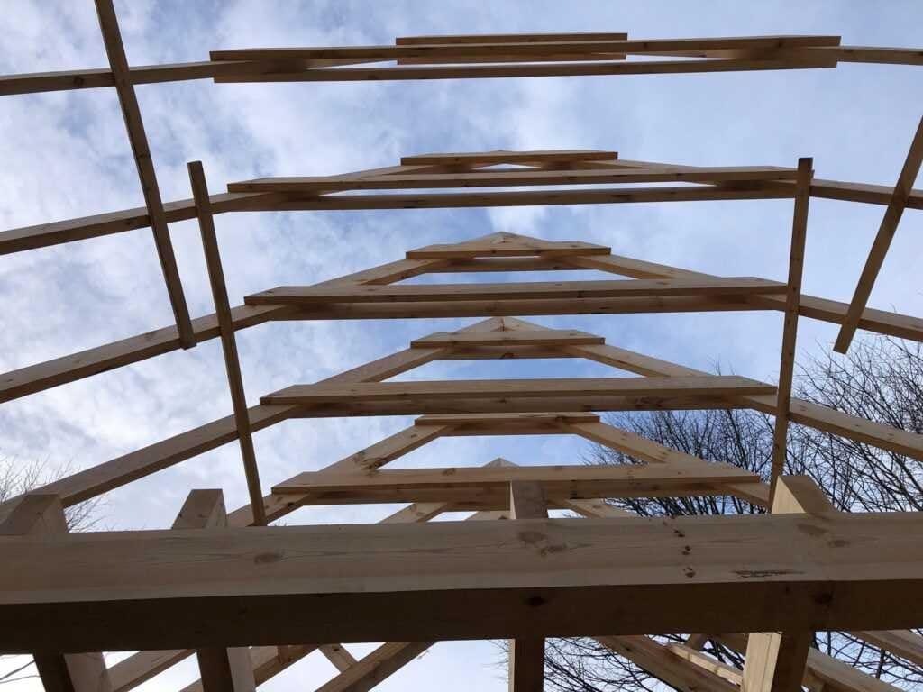 budowa pokazowego domku bez pozwolenia na budowę