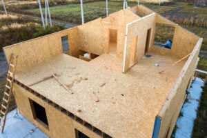 Zastosowanie drewna w budownictwie modułowym